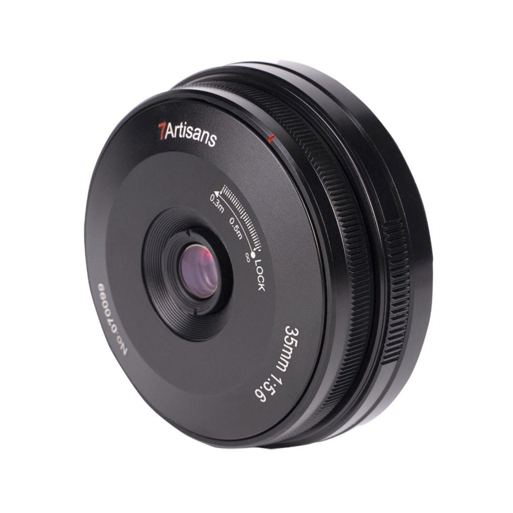 7Artisans 35mm 1:5,6 Pancake für Nikon Z