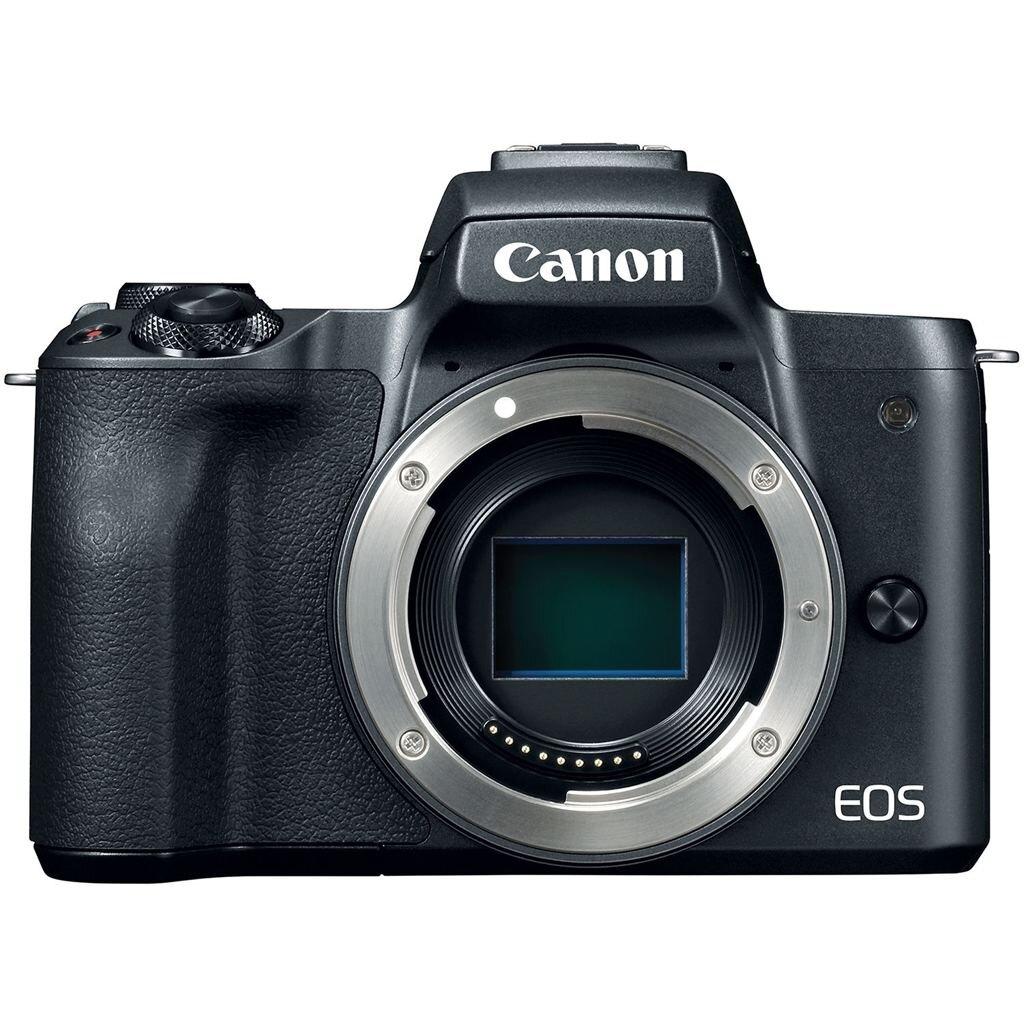 Canon EOS M50 schwarz Gehäuse