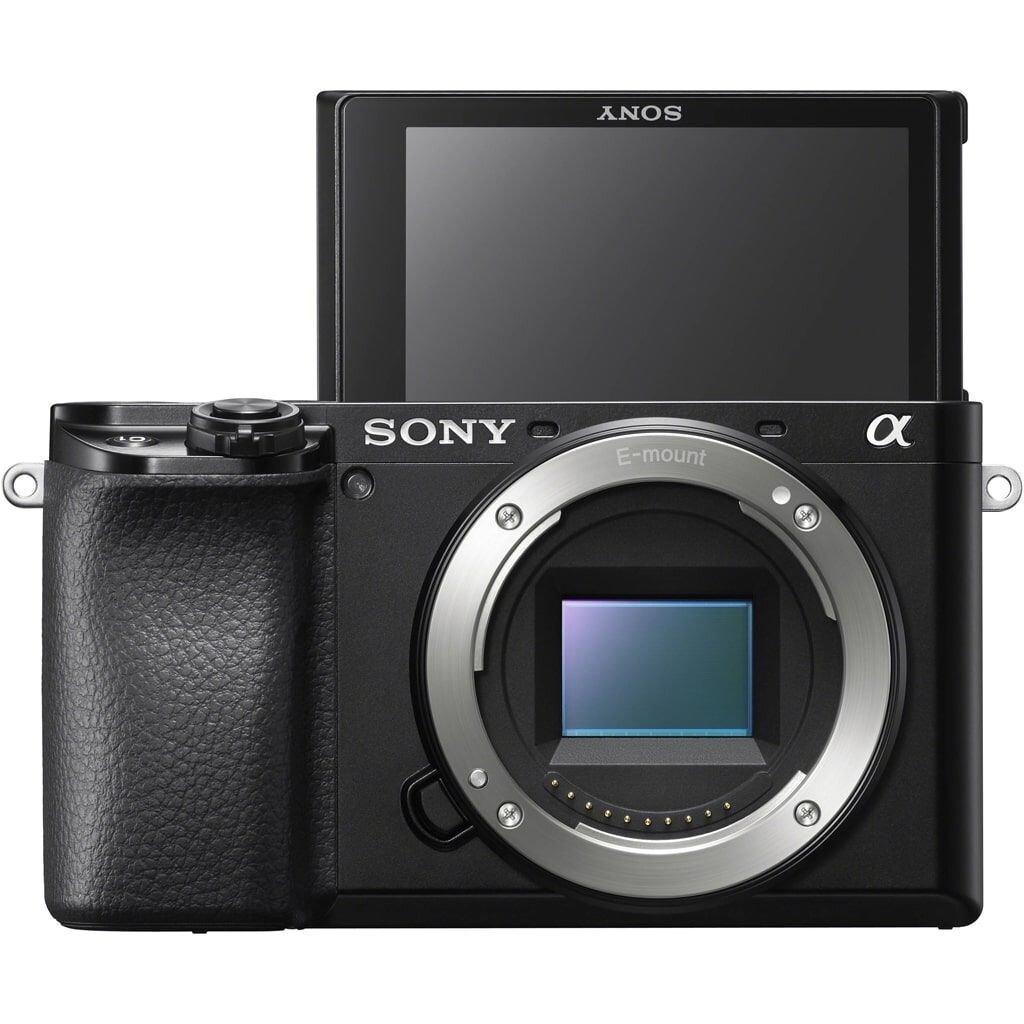 Sony alpha 6100 schwarz Gehäuse + DJI Ronin SC Einhandgimbal Stabilisierungssystem