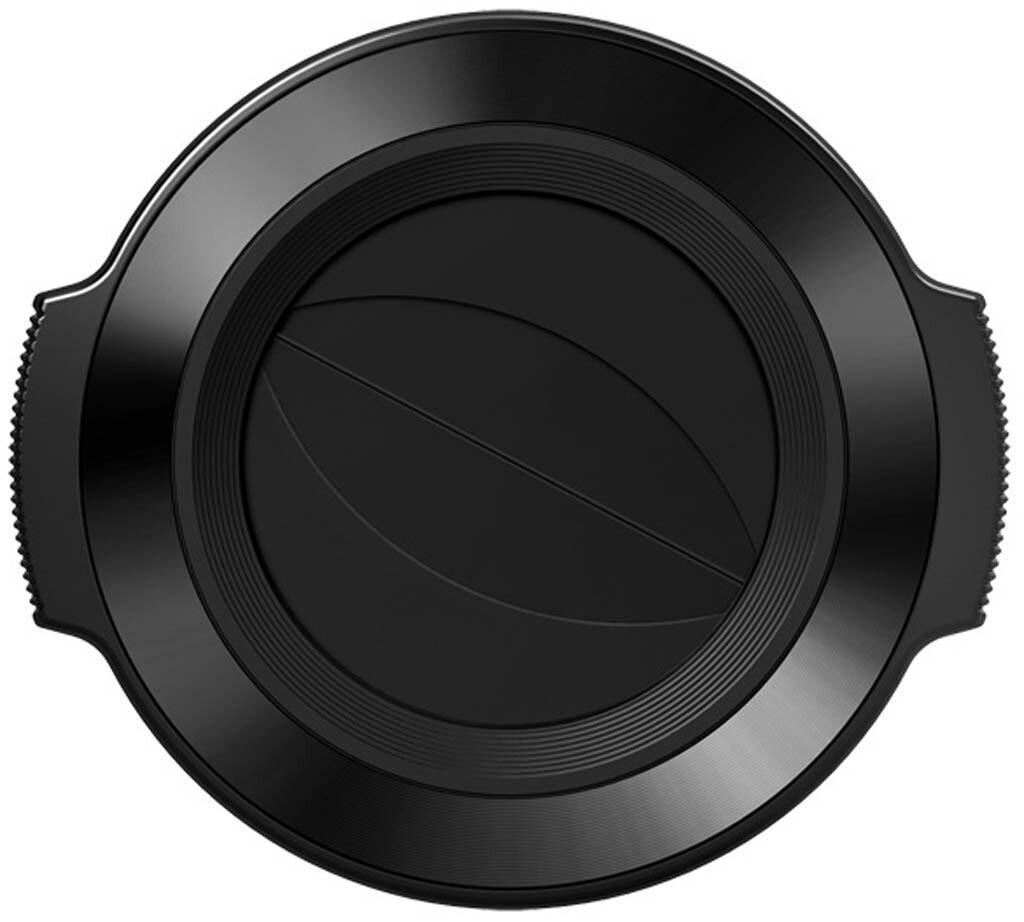 Olympus Objektivdeckel LC-37C schwarz