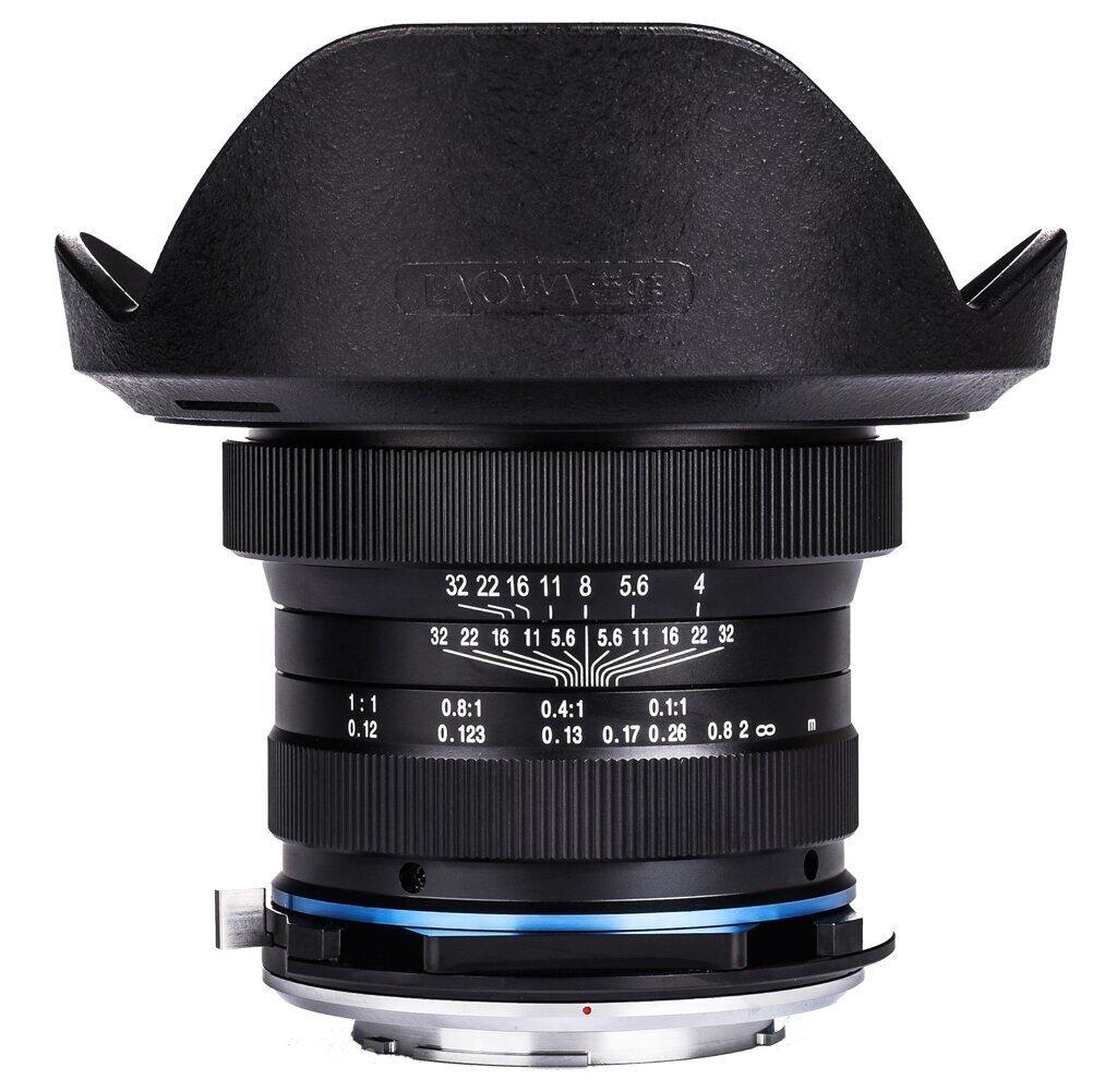 LAOWA 15mm 1:4 Macro 1:1 Shift für Sony A