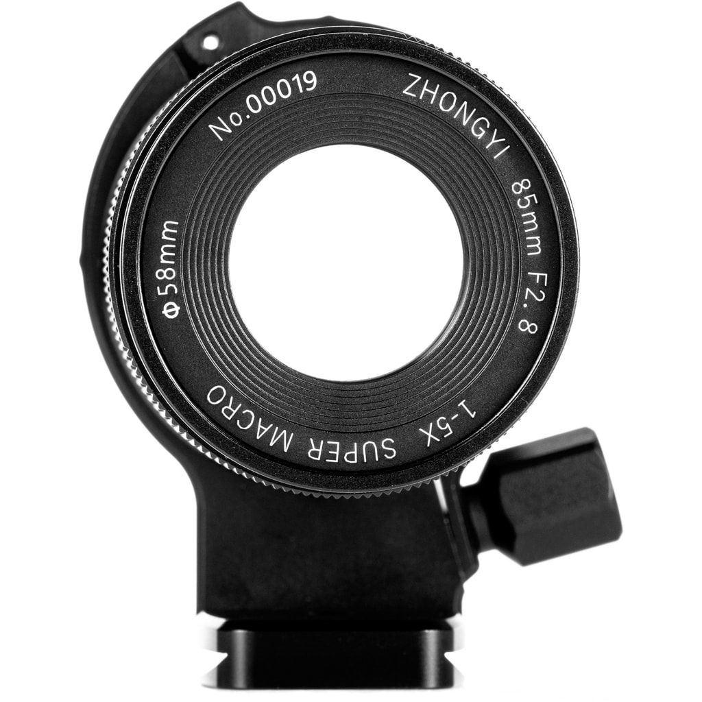 Zhongyi Mitakon Creator Super Macro 85mm 1:2.8 für Nikon F