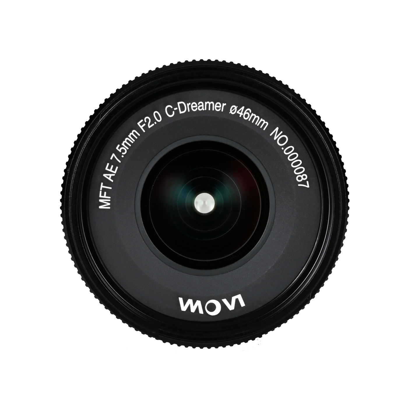LAOWA 7,5mm 1.2,0 A für MFT schwarz