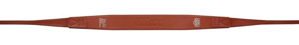 Nikon Premium-Kamerariemen BR - Jubiläumsedition zum 100-jährigen Bestehen von Nikon
