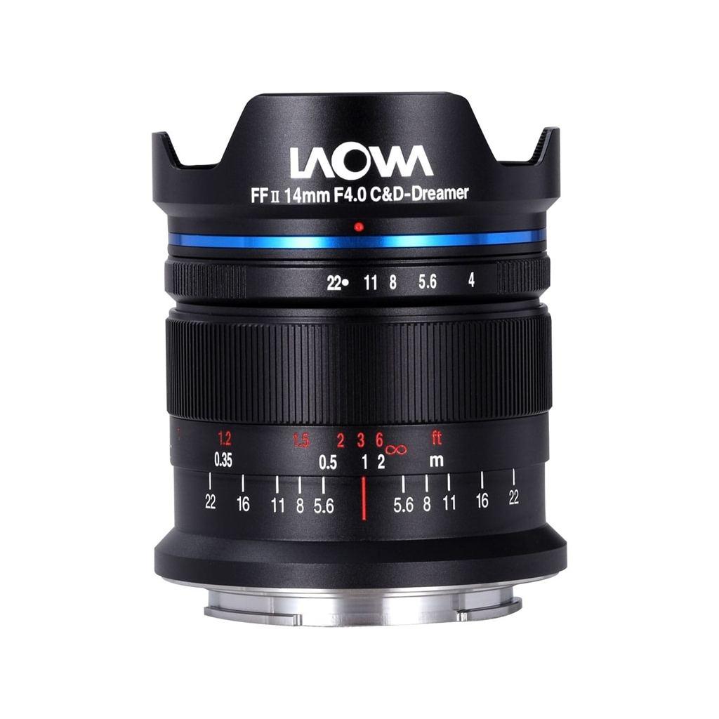 LAOWA 14mm 1:4 FF RL Zero-D für Sony E Vollformat