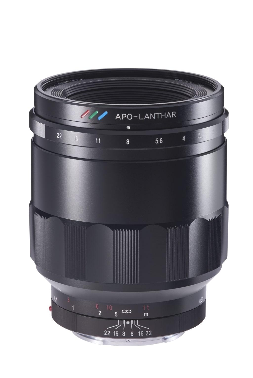 Voigtländer Sony E Mount 65mm 2,0 Macro APO Lanthara asphärisch schwarz