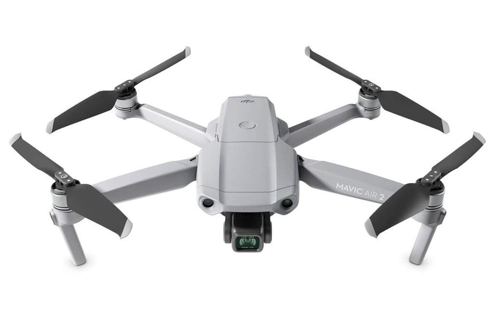 DJI Mavic Air 2 Drohne Quadrokopter