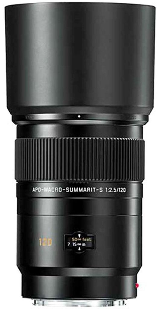 LEICA APO-MACRO-SUMMARIT-S 1:2.5/120 mm CS 11052