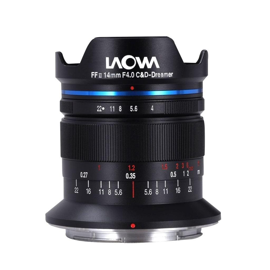 LAOWA 14mm 1:4 FF RL Zero-D für Canon RF