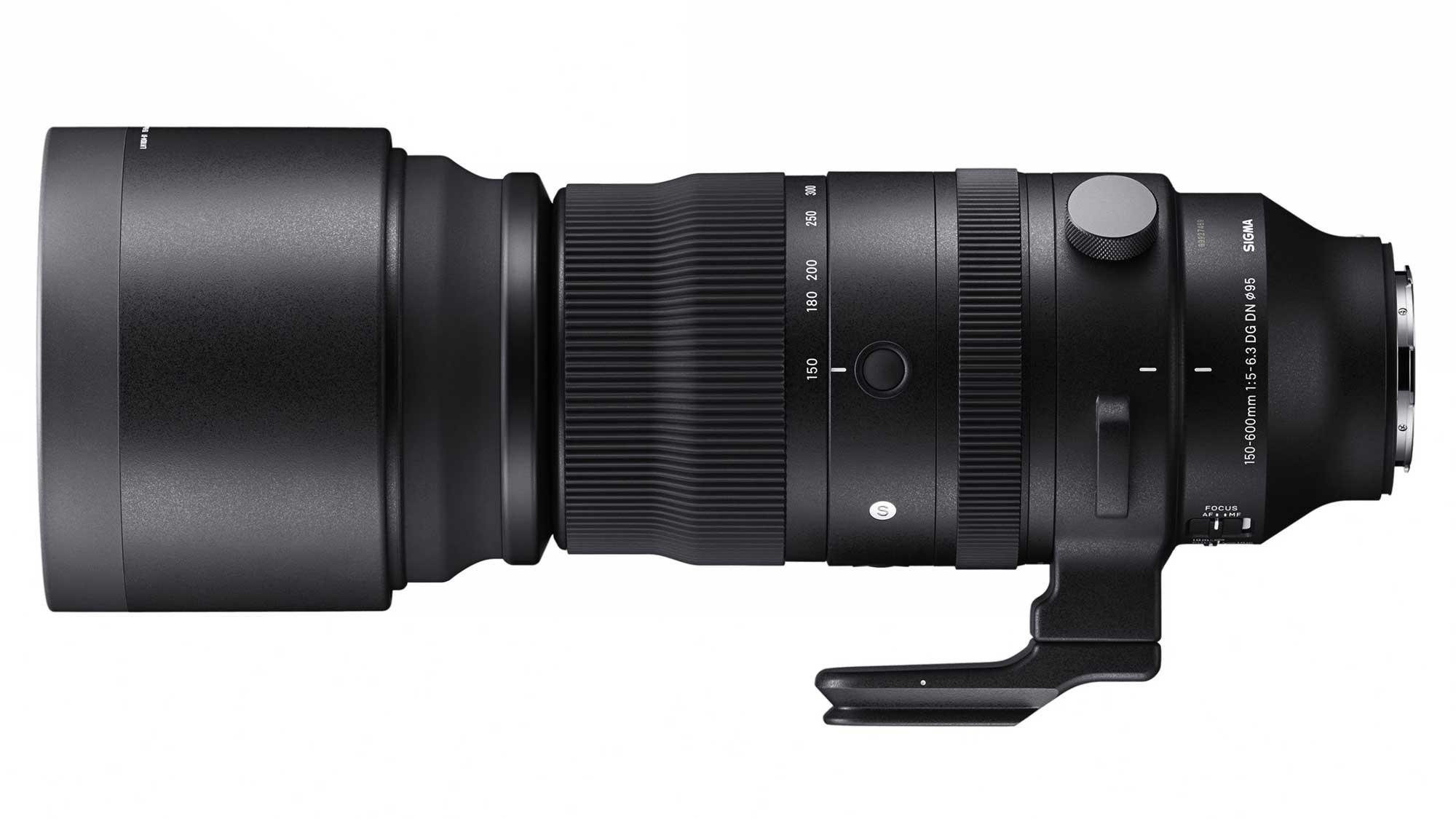 Sigma 150-600mm 1:5-6,3 DG DN OS Sports für Sony E-Mount