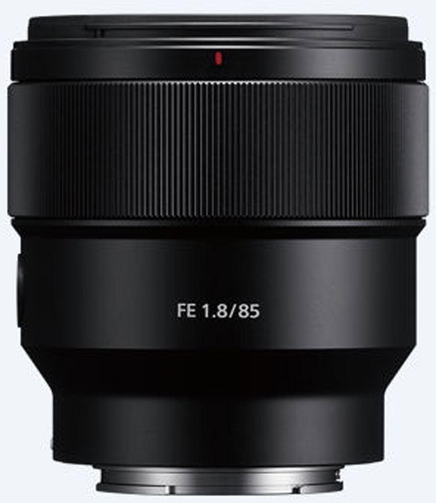 Sony SEL FE 85mm 1:1,8 (SEL85F18) E-Mount