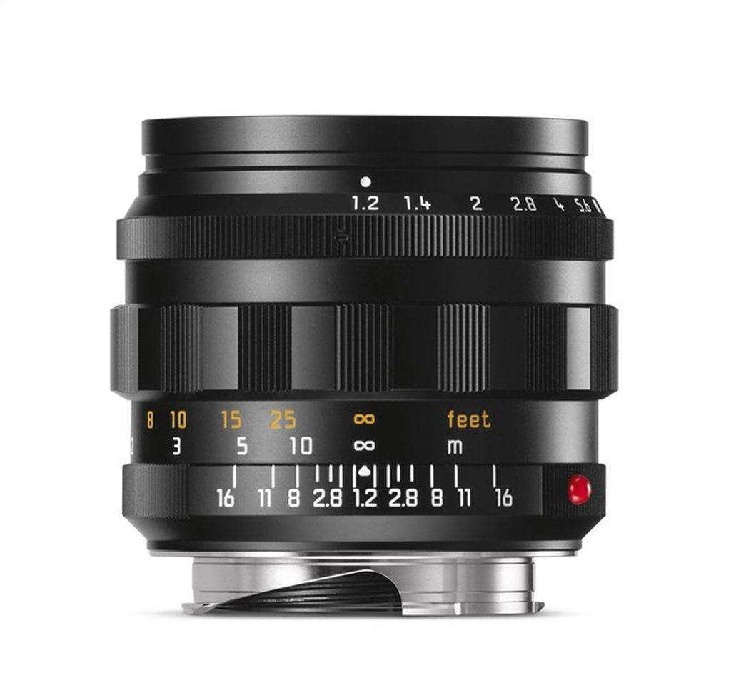 LEICA NOCTILUX-M 1:1,2/50mm ASPH. schwarz 11686