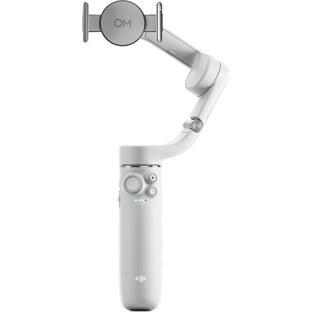 DJI OM 5 Osmo Mobile - Stabilisator, 3-Achsen-Gimbal für Smartphone athens gray