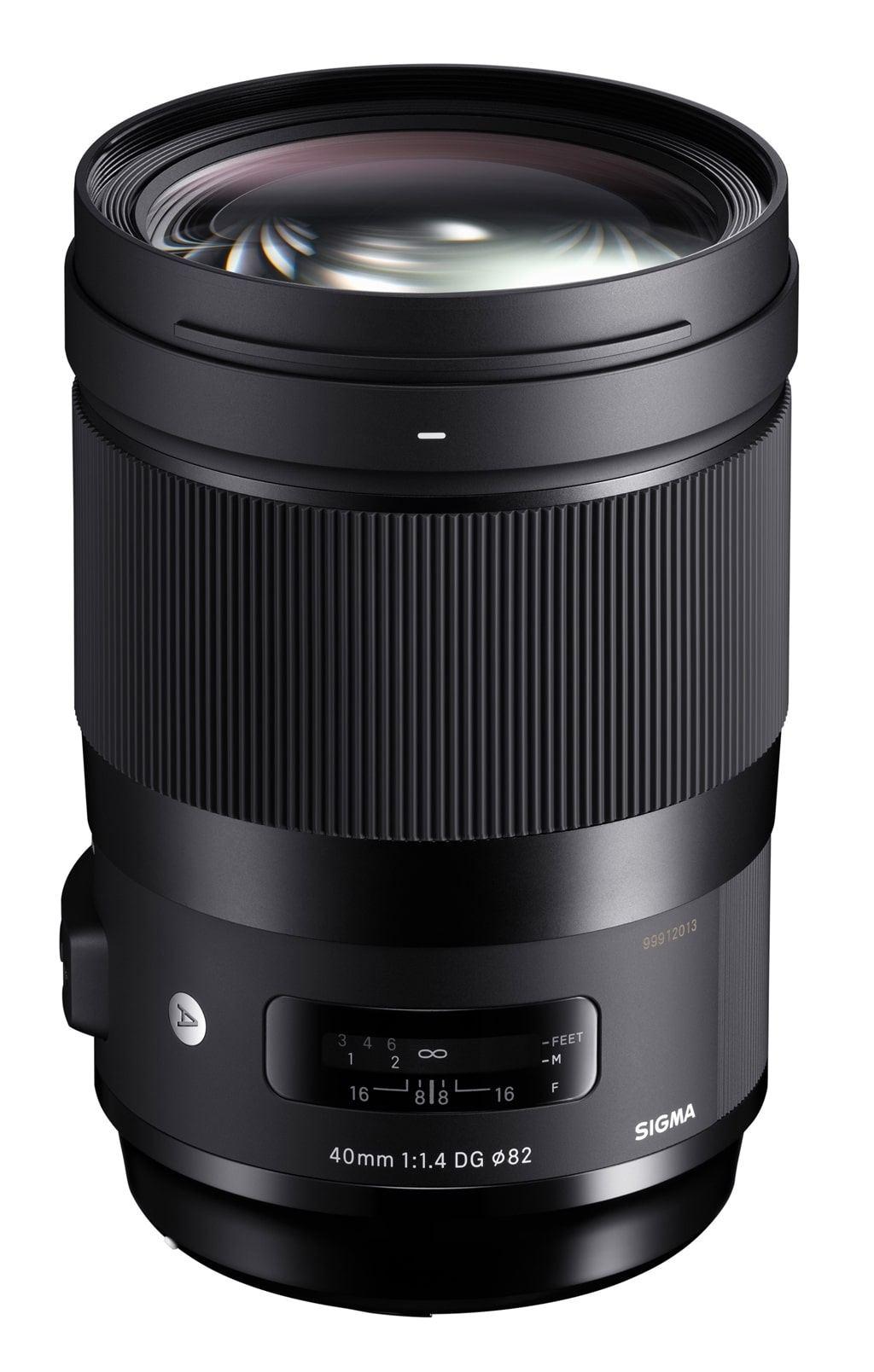 Sigma 40mm 1:1.4 DG HSM Art für Nikon F-Mount