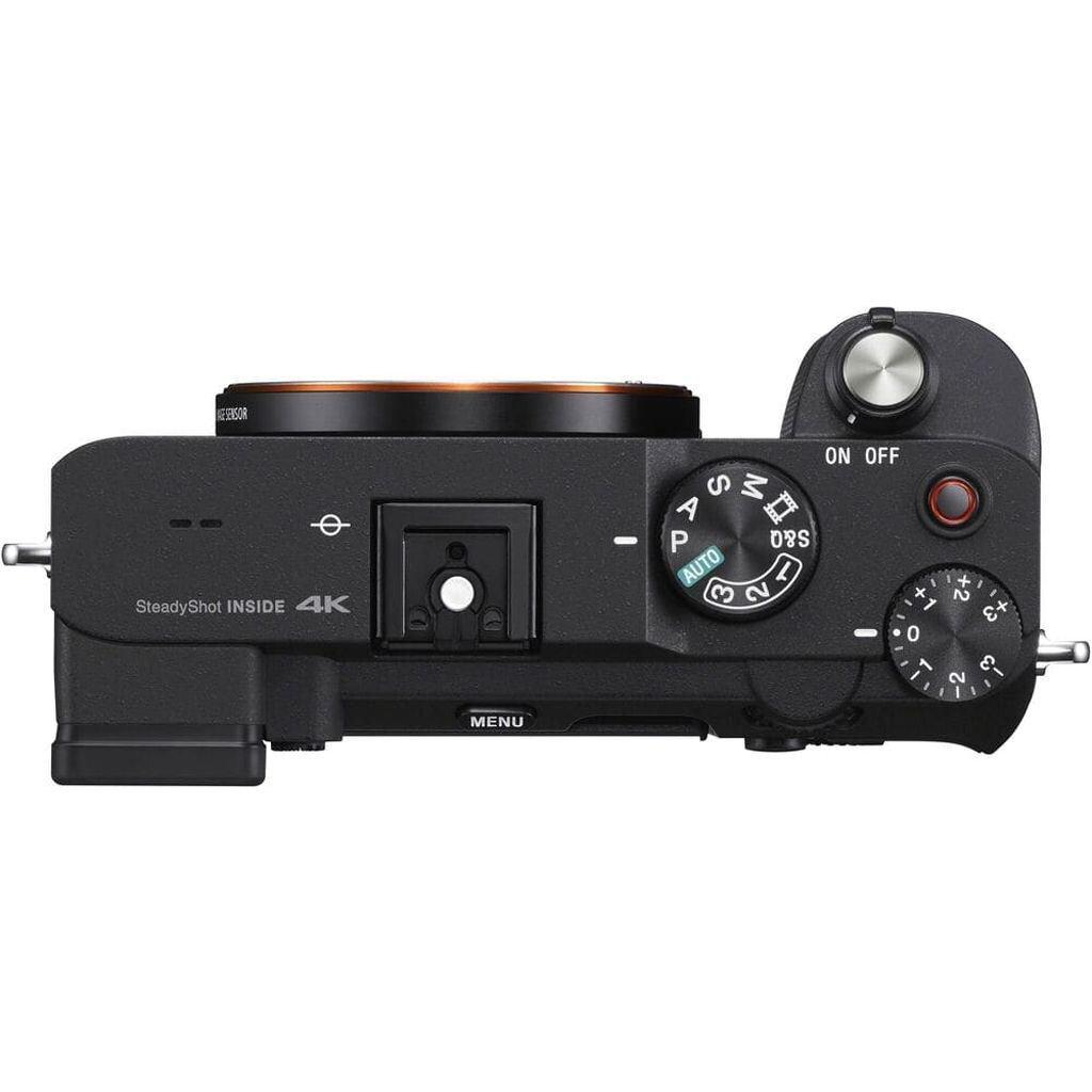 Sony alpha 7C (ILCE7CB) schwarz inkl. Tamron 28-75mm 1:2,8 Di III RXD
