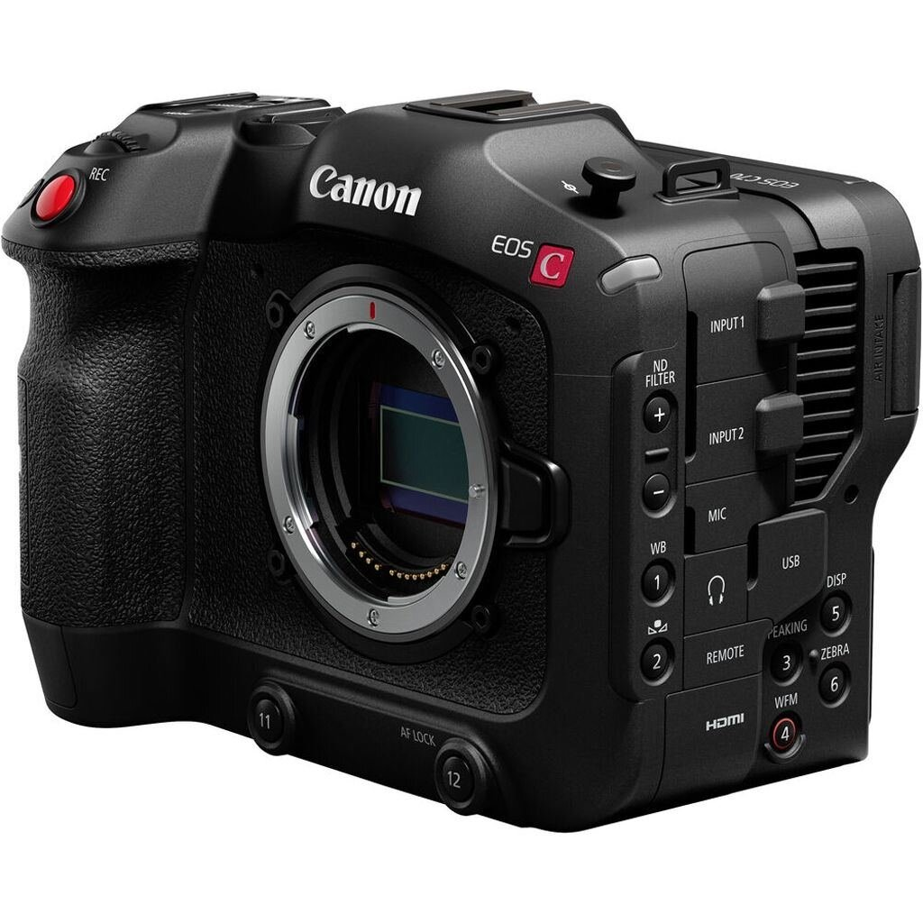 Canon EOS C70 Camcorder