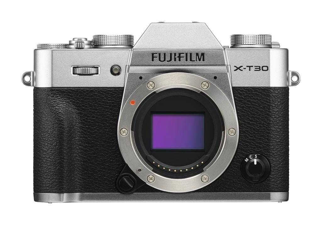 Fujifilm X-T30 silber Gehäuse