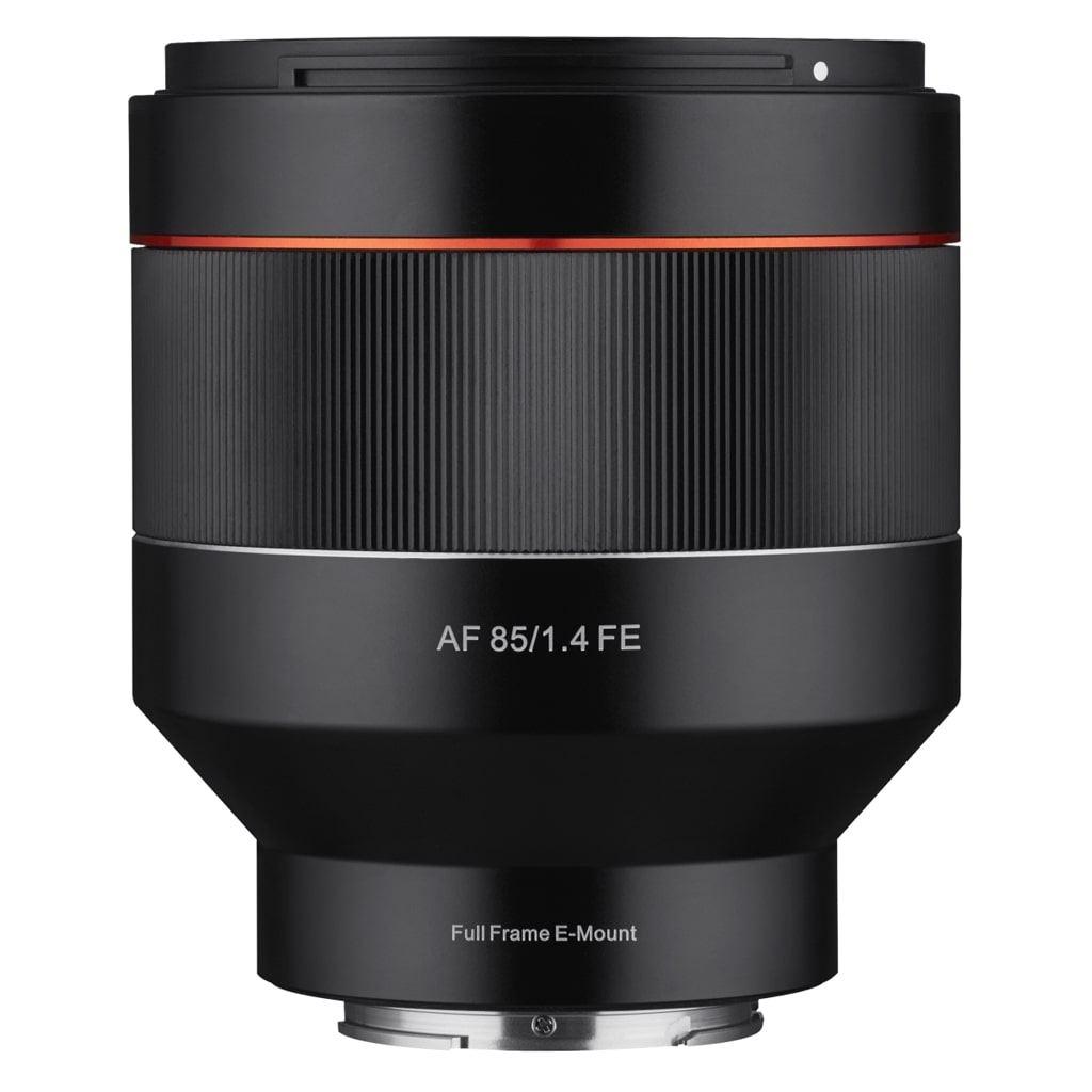 Samyang AF 85mm 1:1,4 FE für Sony E