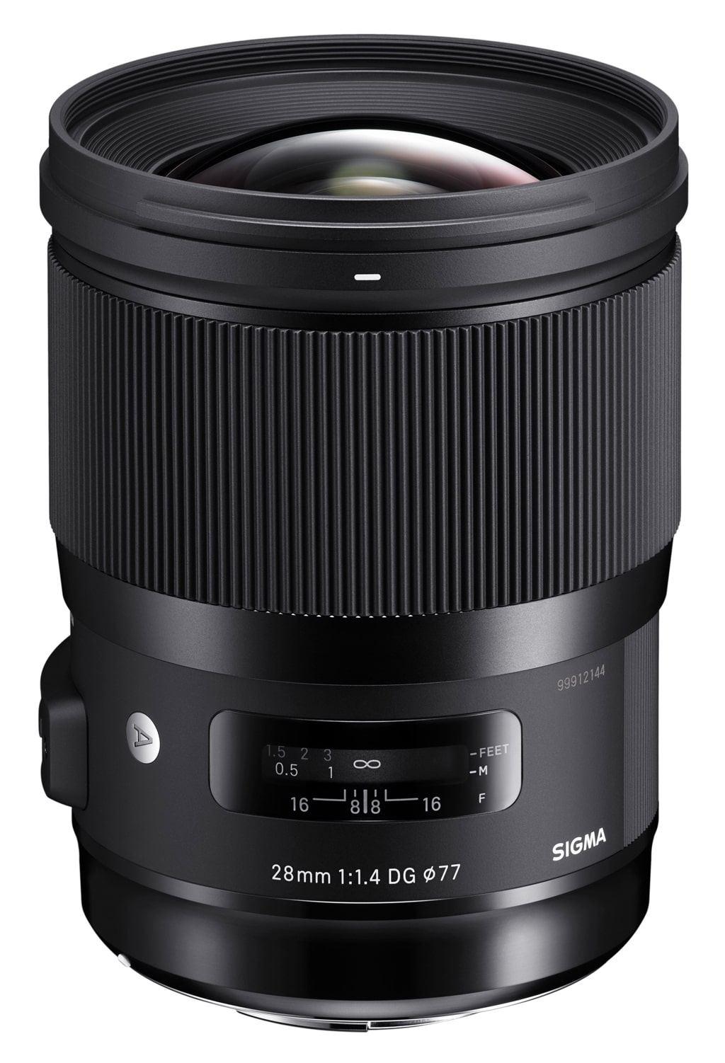 Sigma 28mm 1:1.4 DG HSM Art für Sony E-Mount