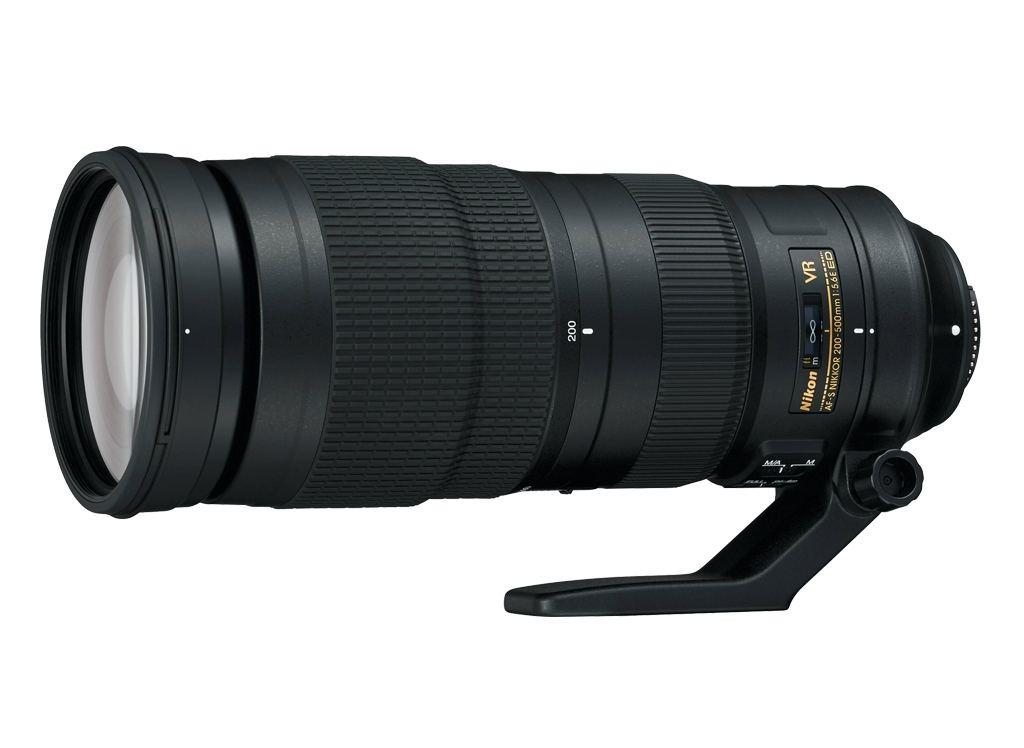 Nikon AF-S 200-500mm 1:5,6 E ED VR