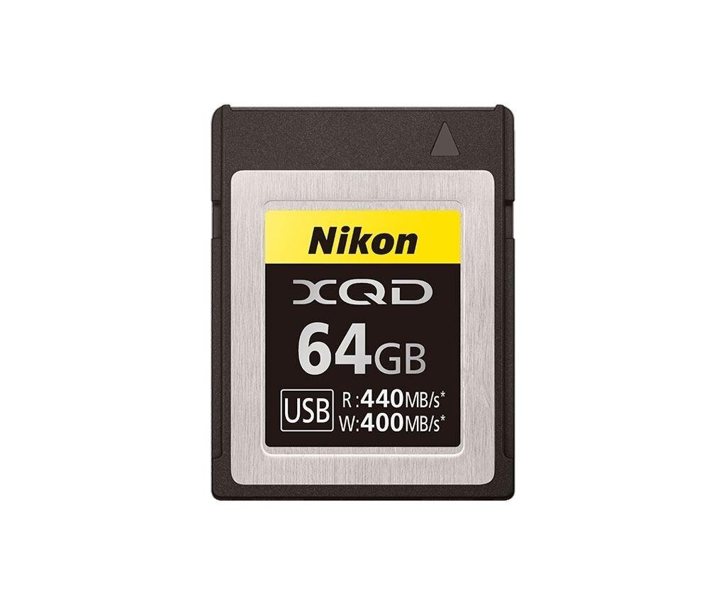 Nikon XQD 64GB (440/400MB/s) Speicherkarte