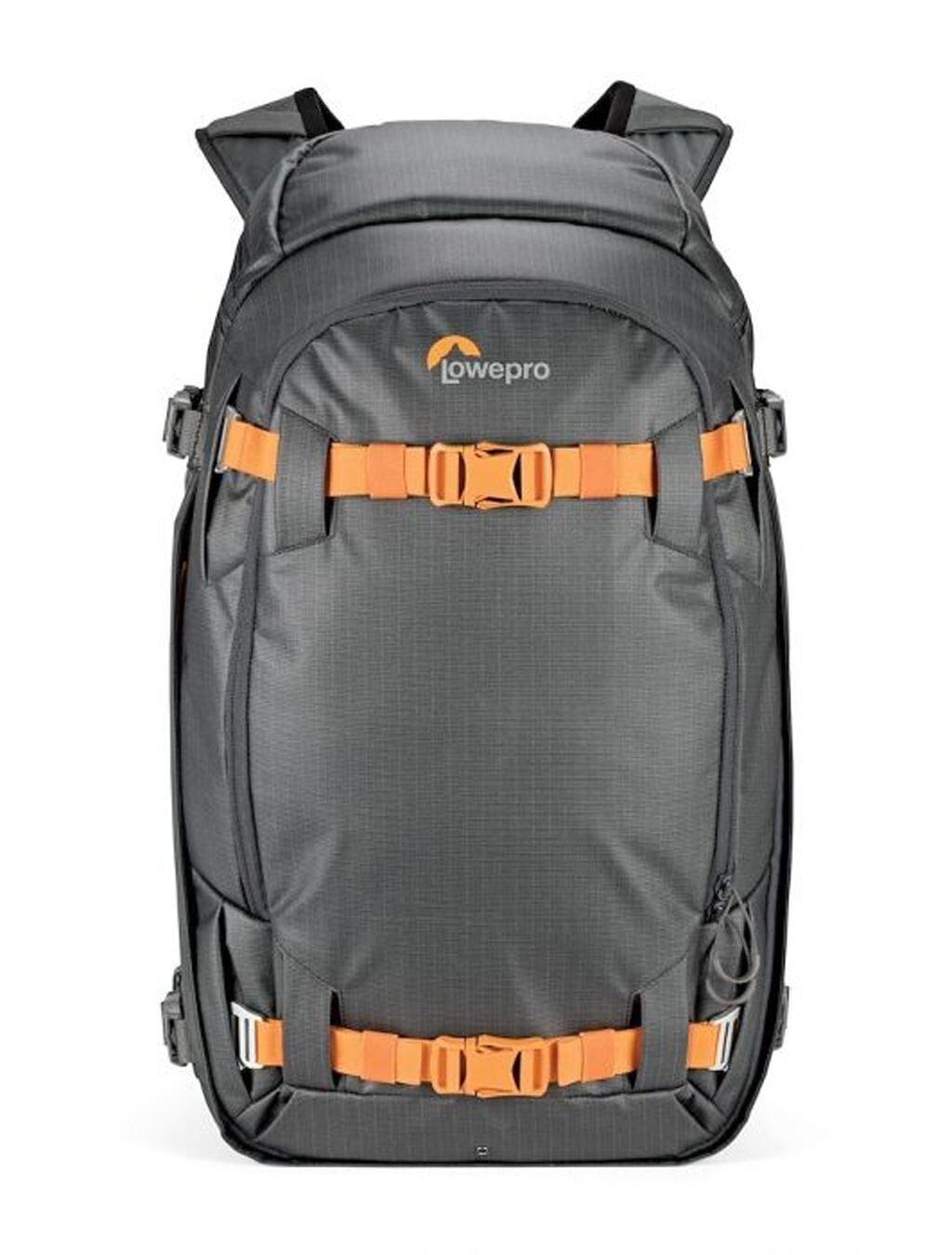Lowepro Whistler BP 450 AW II grau/orange