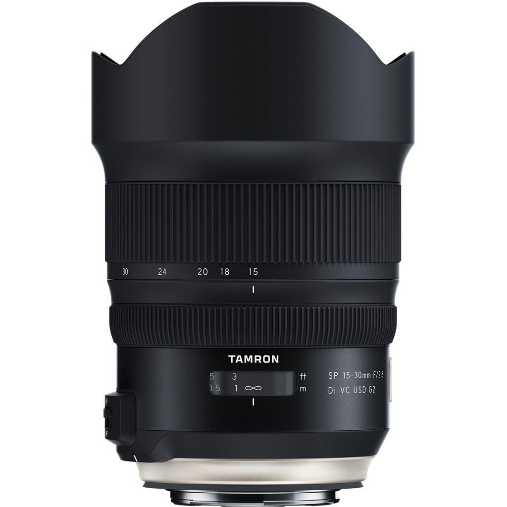 Tamron SP 15-30mm 1:2,8 Di VC USD G2 für Canon EF
