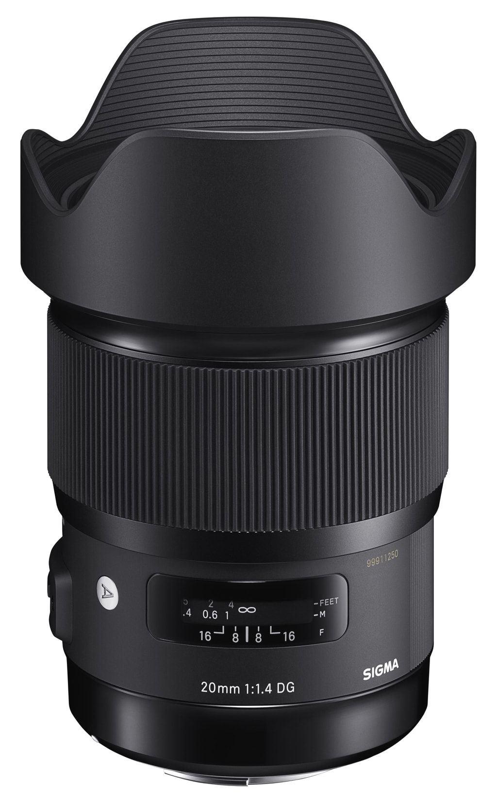 Sigma 20mm 1:1,4 DG HSM Art für Sony E-Mount