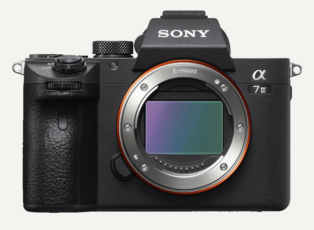 Sony Alpha 7 III (ILCE7M3B) + SEL FE 40mm 1:2,5 G (SEL40F25G)