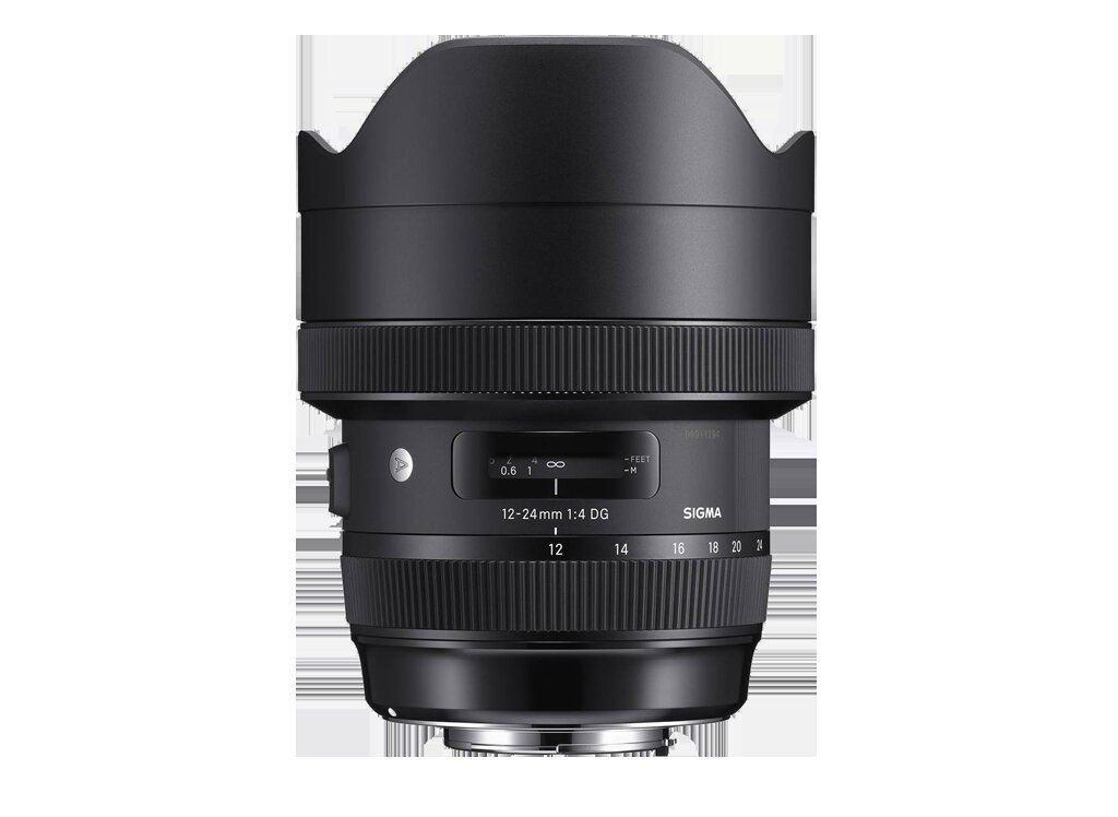 Sigma 12-24 mm 1:4,0 DG HSM Art für Nikon