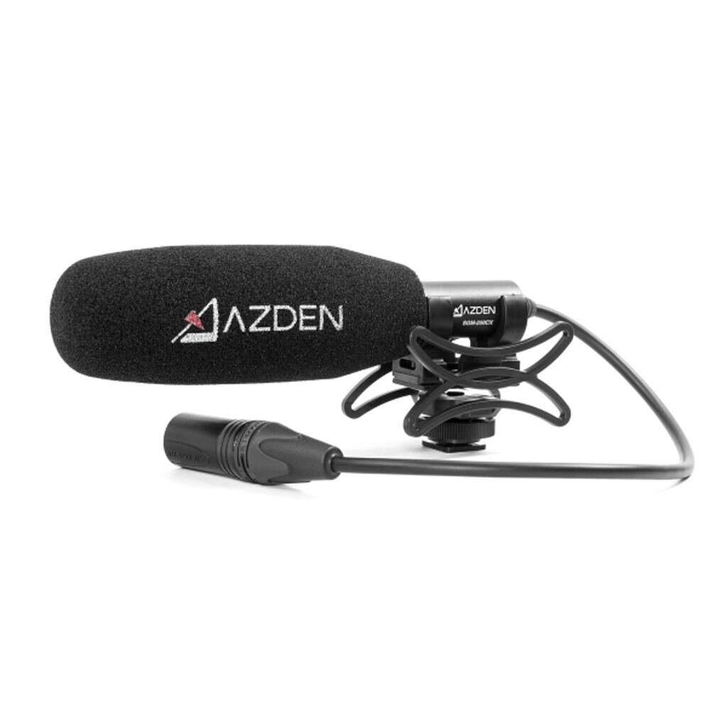 Azden Mikrofon SGM-250CX