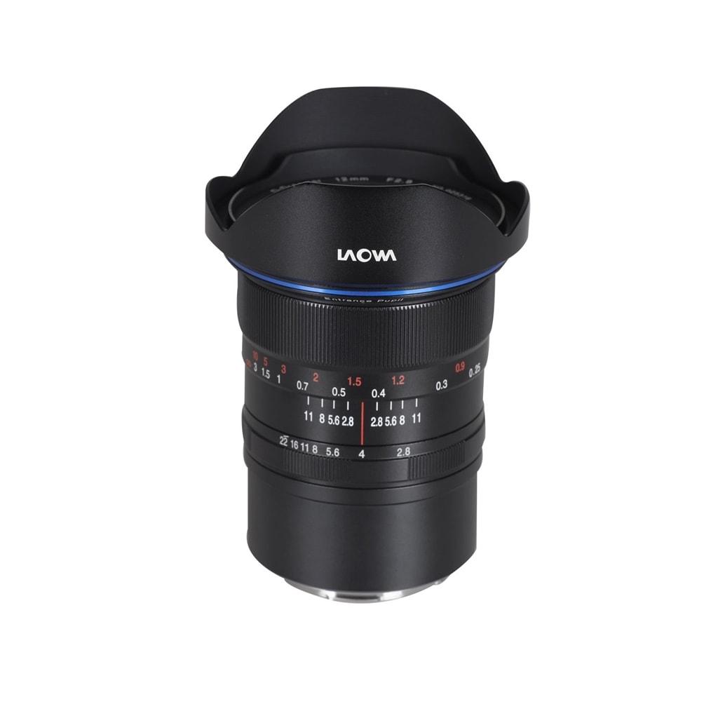 LAOWA 12mm 1:2,8 Zero-D für L-Mount