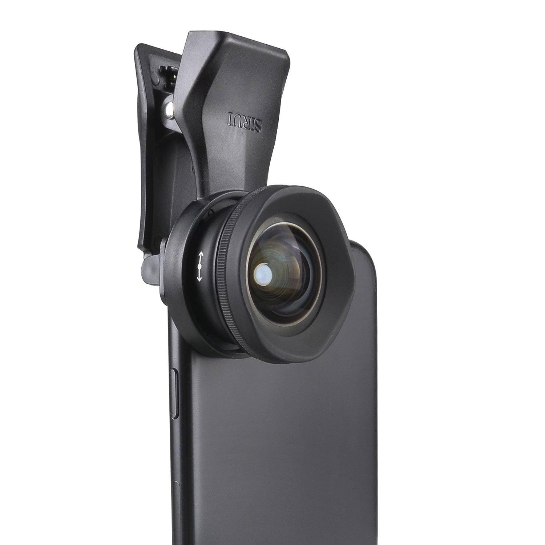SIRUI 18-WA2 Smartphone Weitwinkel-Vorsatzobjektiv mit Clip