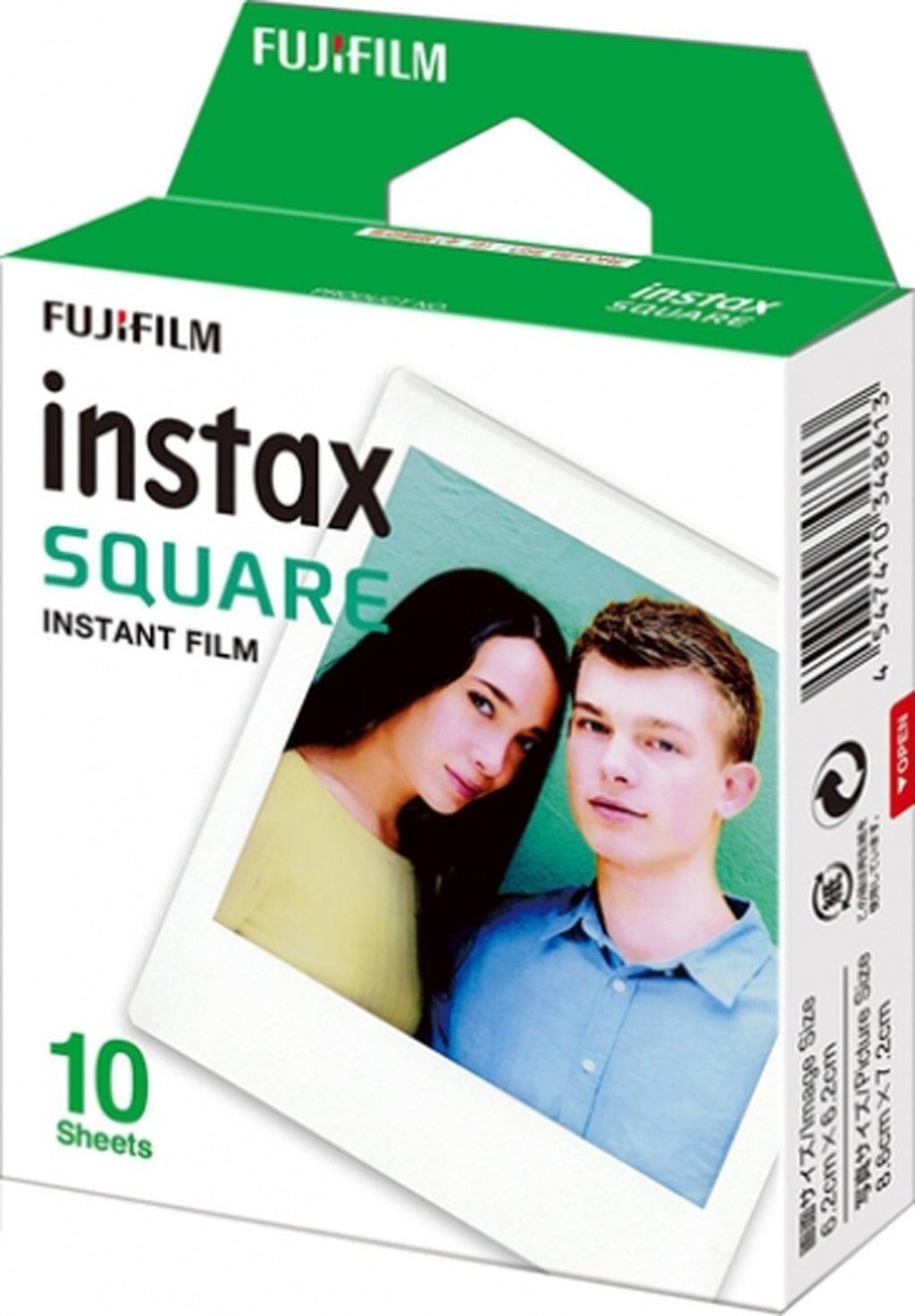 Fujifilm Instax Square Sofortbildfilm für 20 Aufnahmen