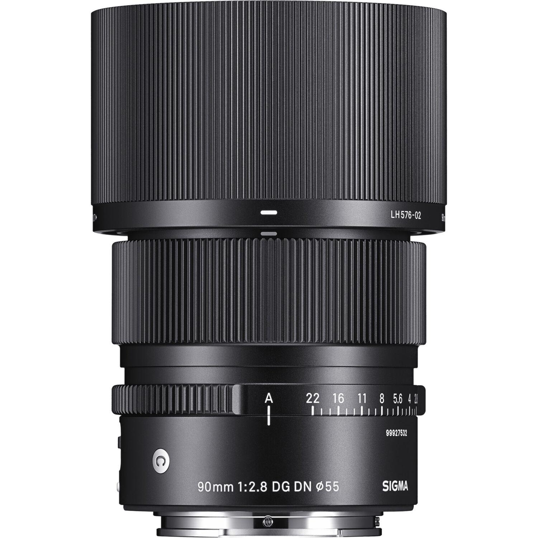 Sigma 90mm 1:2,8 DG DN Art für L-Mount