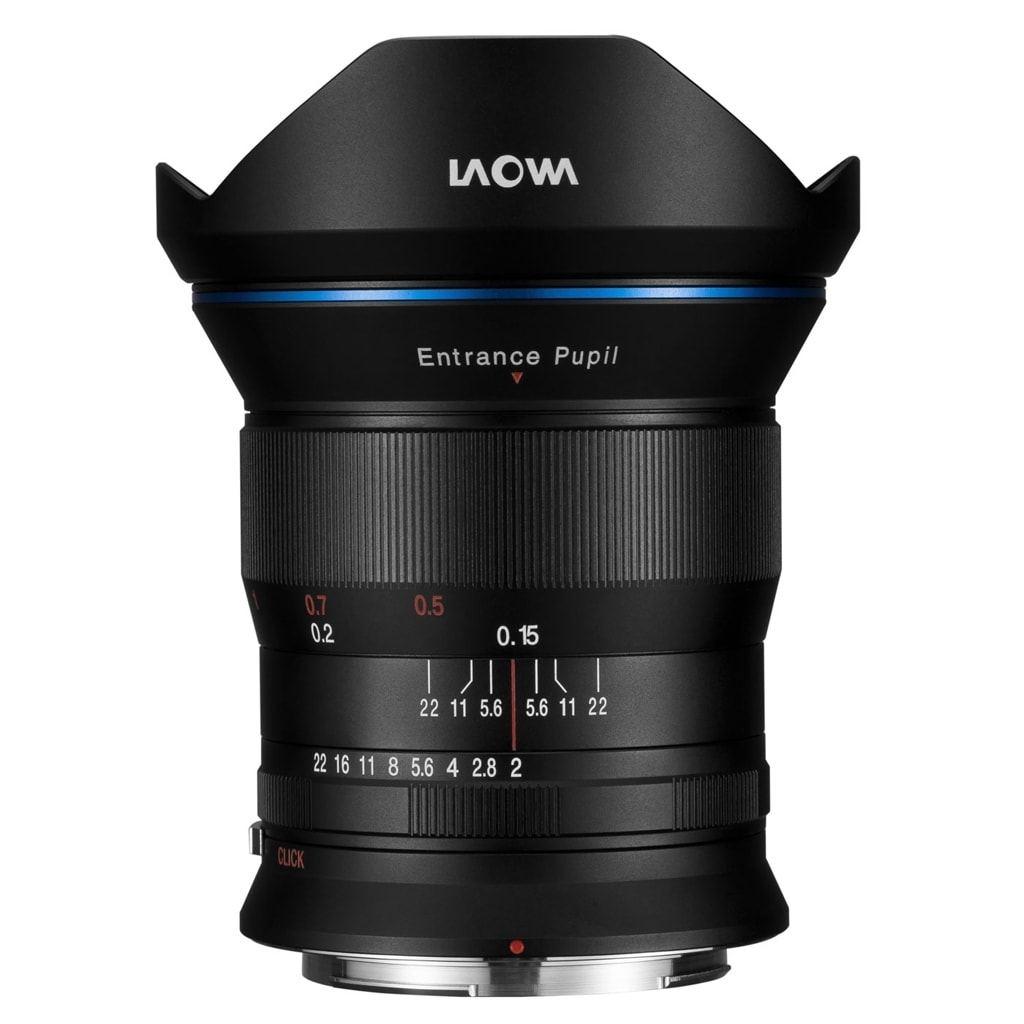 LAOWA 15mm 1:2,0 Zero-D für Nikon Z