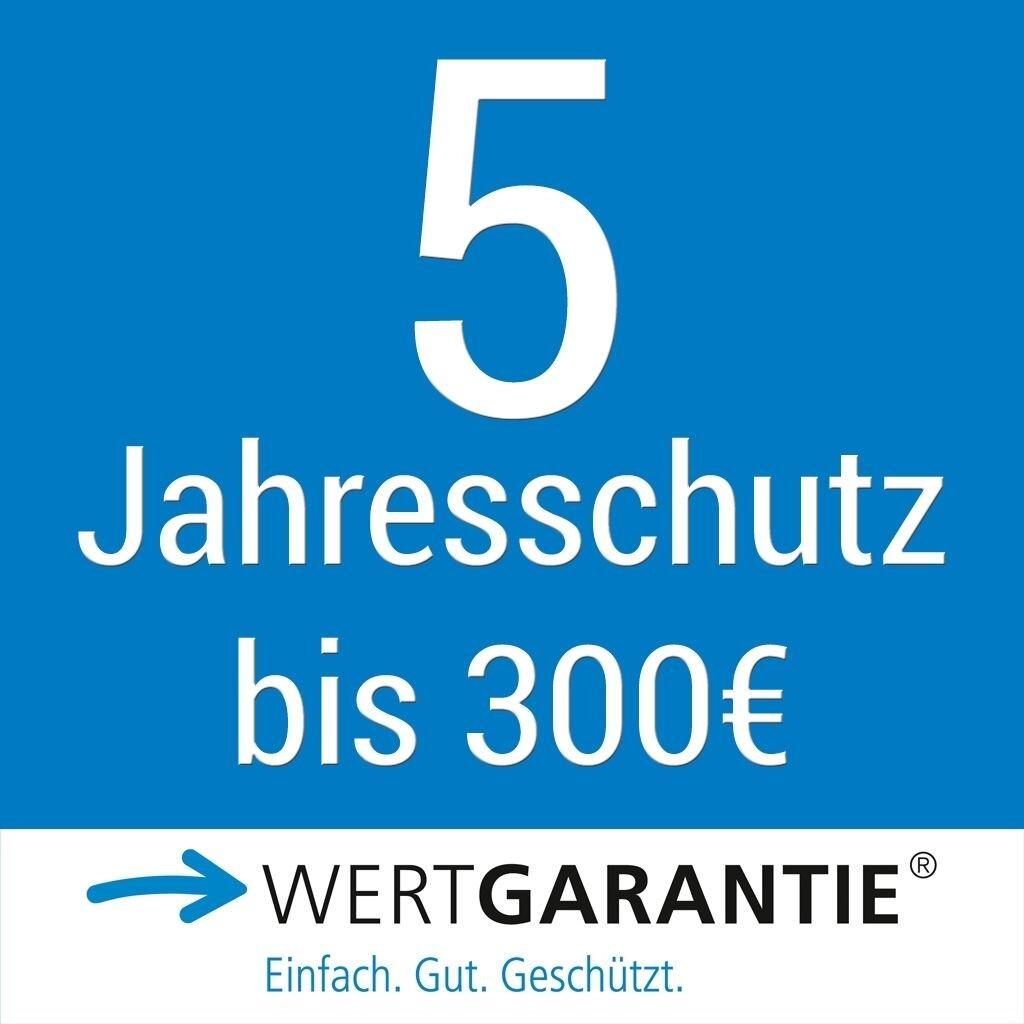 Wertgarantie 5 Jahresschutz bis 300,- Euro
