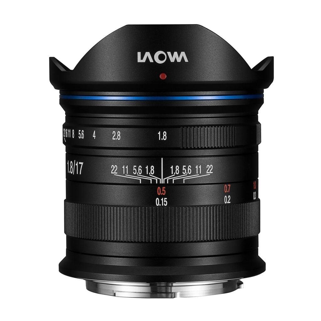 LAOWA 17mm 1:1,8 für MFT