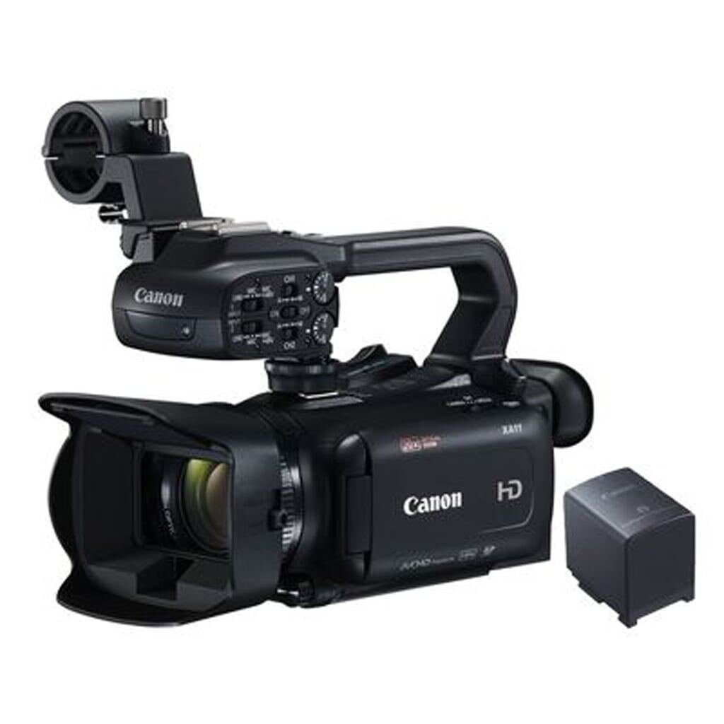 Canon XA11 HD Camcorder Power Kit inkl. BP-820