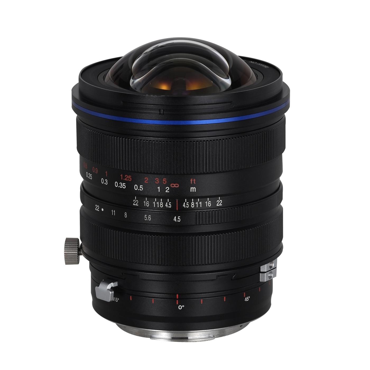 LAOWA 15mm f/4,5 Zero-D Shift  für Nikon F