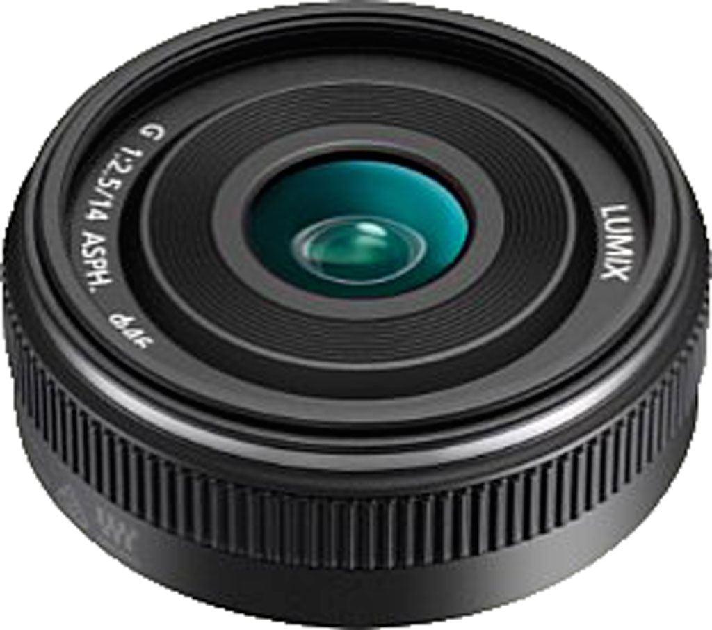 Panasonic 14mm 1:2,5 II Asph.