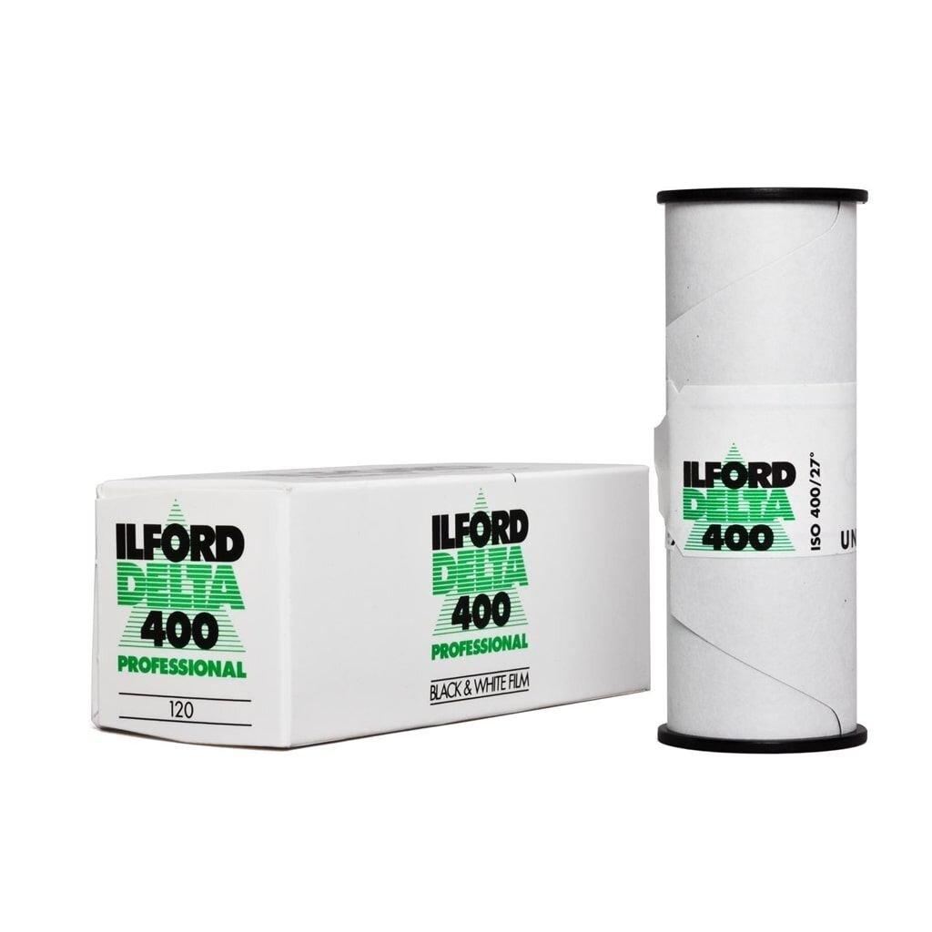 Ilford Delta 400 120 s/w Rollfilm