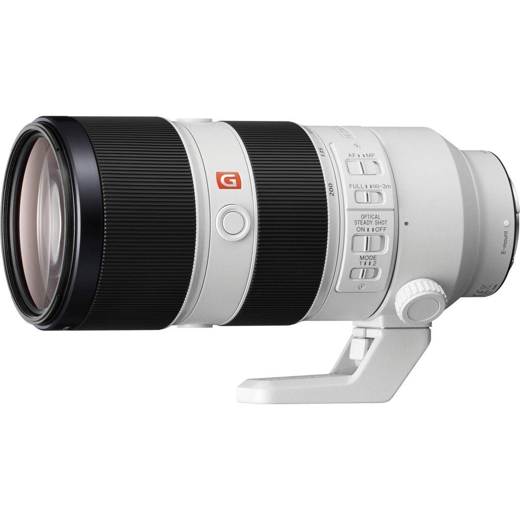 Sony SEL FE 70-200mm 1:2,8 GM OSS (SEL70200GM) E-Mount