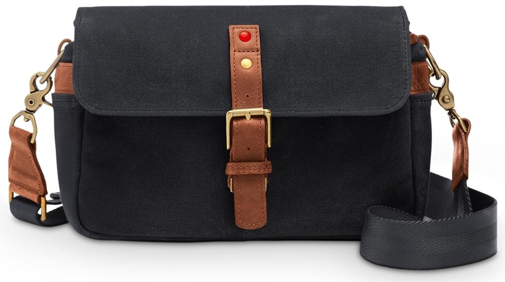Leica ONA Bag Bowery f. Leica canvas schwarz Tasche