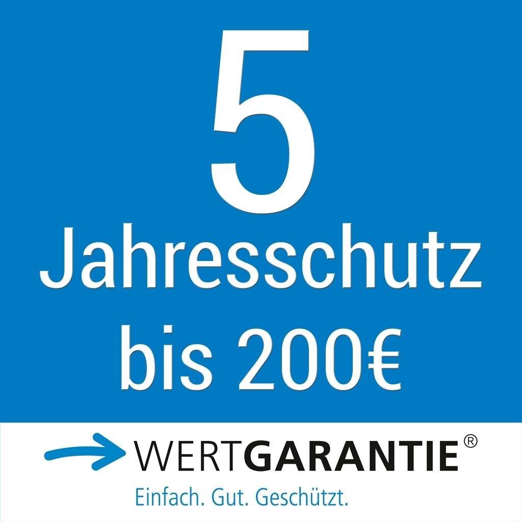 Wertgarantie 5 Jahresschutz bis 200,- Euro