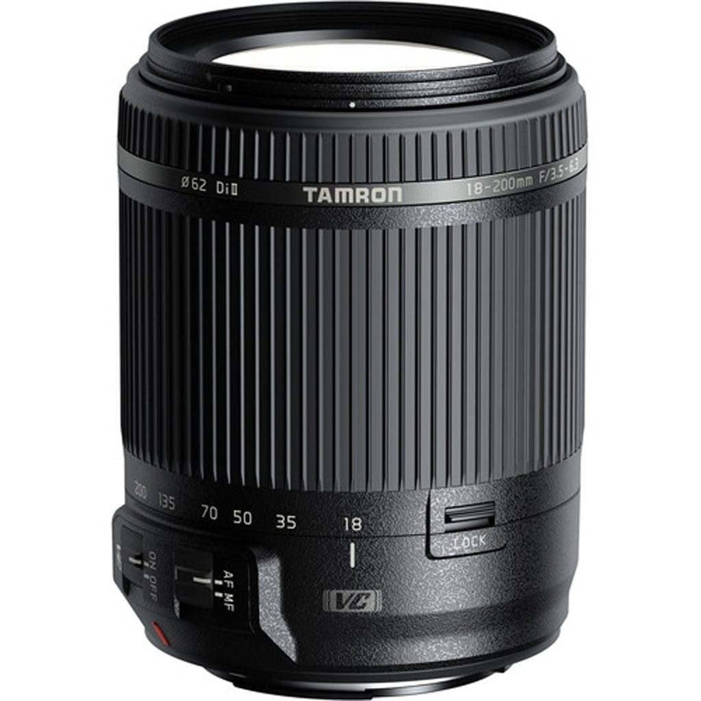 Tamron 18-200mm 1:3,5-6,3 Di II VC für Canon