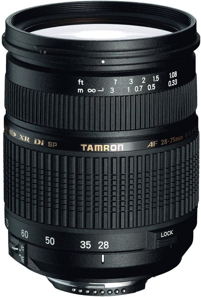 Tamron AF 28-75 mm 1:2,8 SP XR Di LD für Canon B-Ware