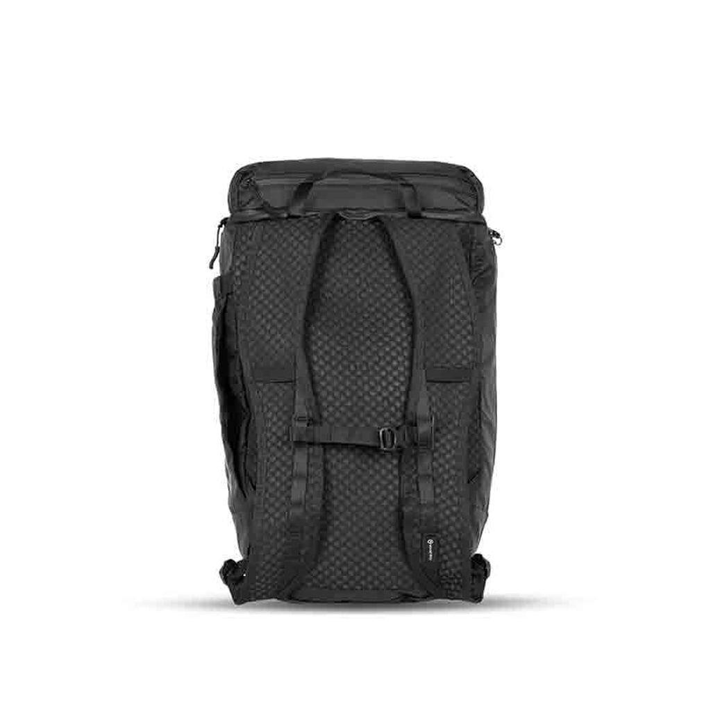Wandrd VEER Cobalt Photo Bundle Faltrucksack mit aufblasbarem Rückenpolster und Camera Cube