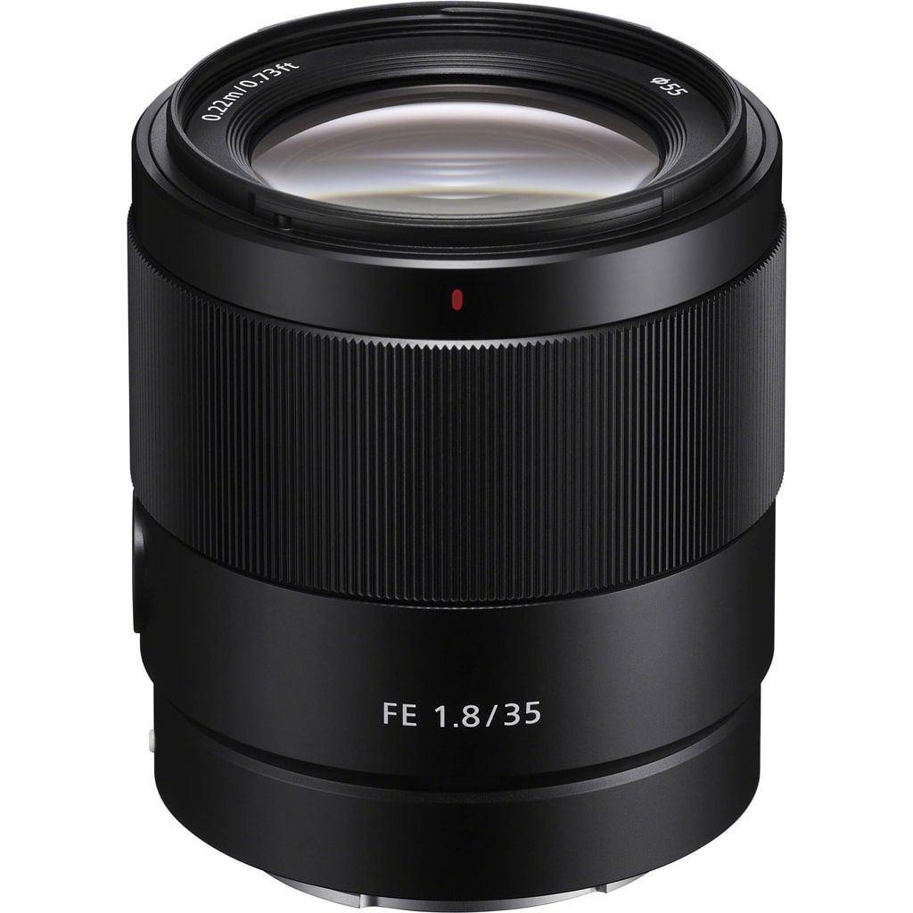 Sony SEL FE 35mm 1:1,8 (SEL35F18F) E-Mount