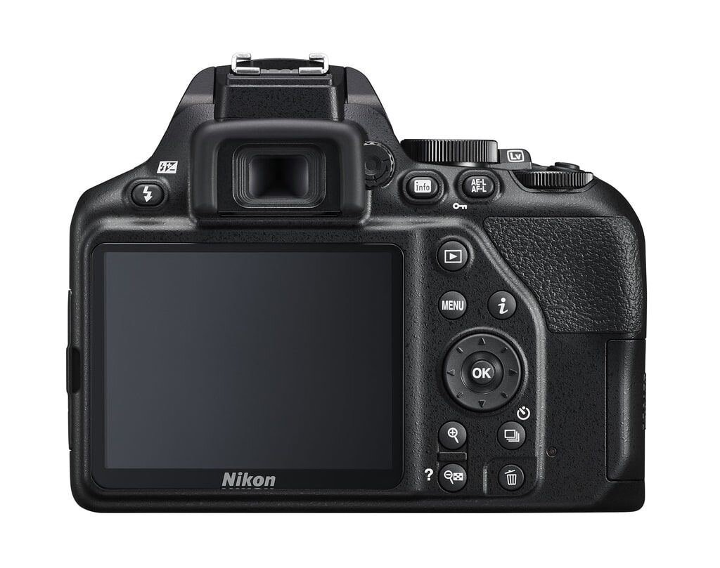 Nikon D3500 schwarz Gehäuse